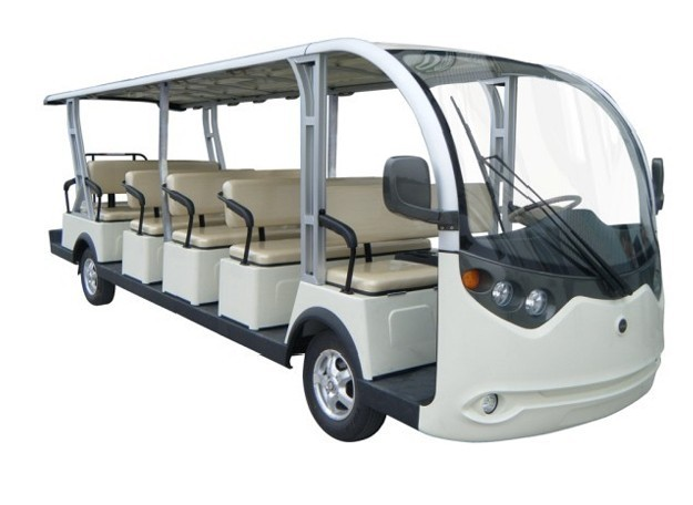 ECARMAS electric sightseeing car for sale, city tourist car purchase from China