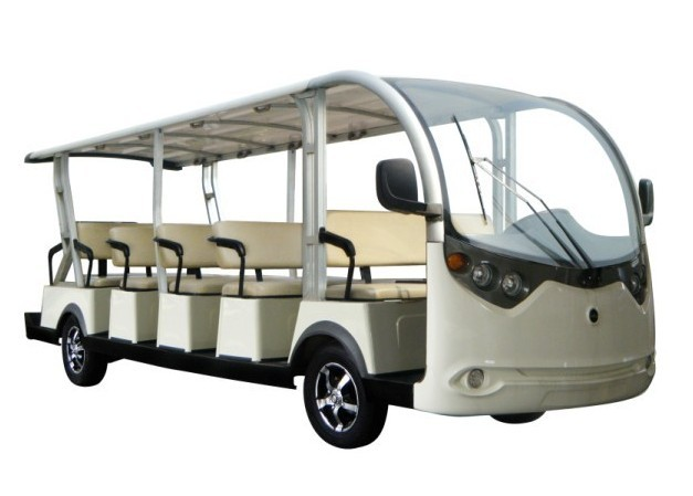 20 seats sightseeing car