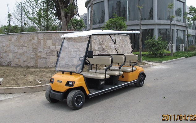 High quality 6 seats golf cart