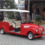 Ecarmas electric engine classic cart, electric power classic car supplier in China