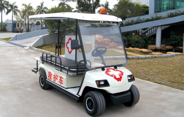 ECARMAS, paramedic golf carts, electric ambulance car manufacturer, emergency ambulance, emergency cart from Chinese factory, ambulance car factory of China, electric ambulance cart, low speed ambulance cart from Chinese factory, electric short distance ambulance cart from China