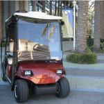 Resort car, club car golf cart supplier in China, city shuttle cart, electric vehicle, villa cart, hotel cart