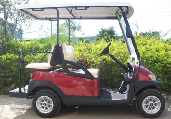 Golf cart, club cart, golf buggy, golf car, buggy, electric vehicle, leisure vehicle, luxury golf cart, luxury electric vehicle, cheap golf cart, recreational vehicle, electric caddy, low speed vehicle, ecarmas