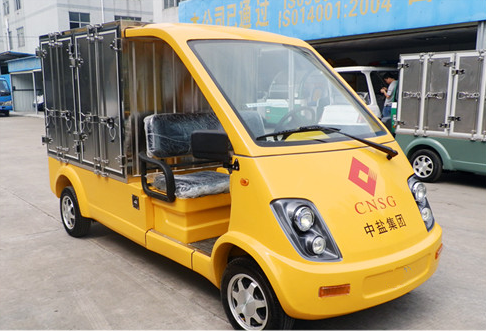 Electric food cart for sale, food car supplier