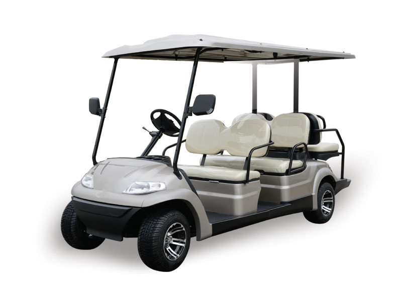 Ecarmas brand 6 seats electric club car golf cart for hunting manufacturer in China