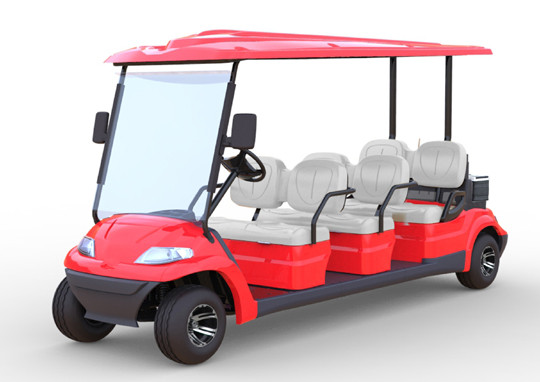 Ecarmas brand electric club car golf cart utility vehicle for hunting for sale cheap price in China