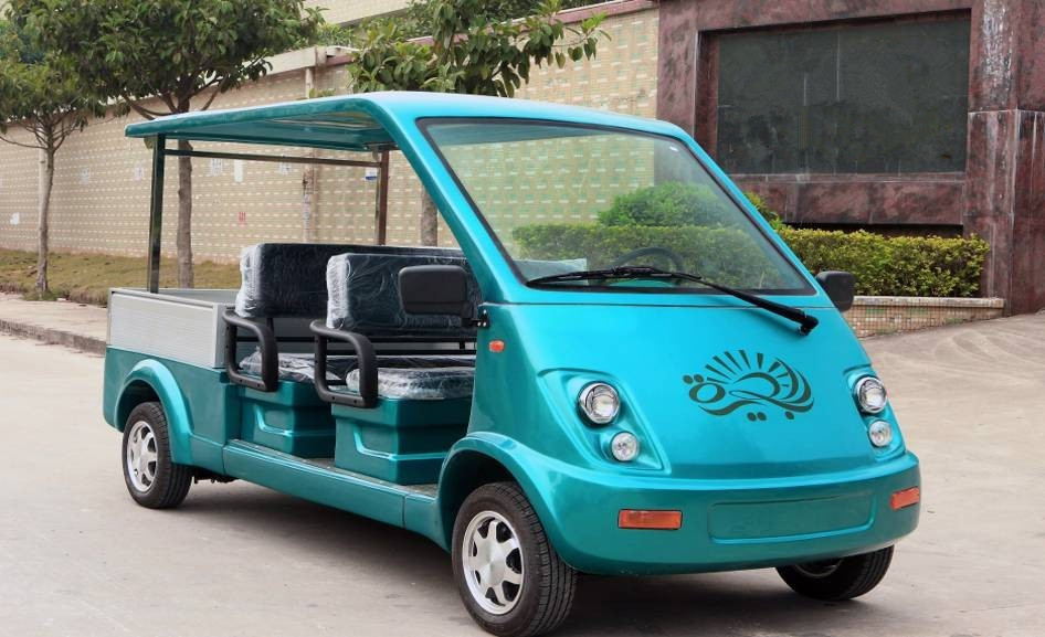 ECARMAS high quality electric cargo cart seller from China, electric cargo vehicle