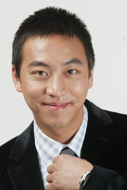 ECARMAS' sales manager Mr Jun