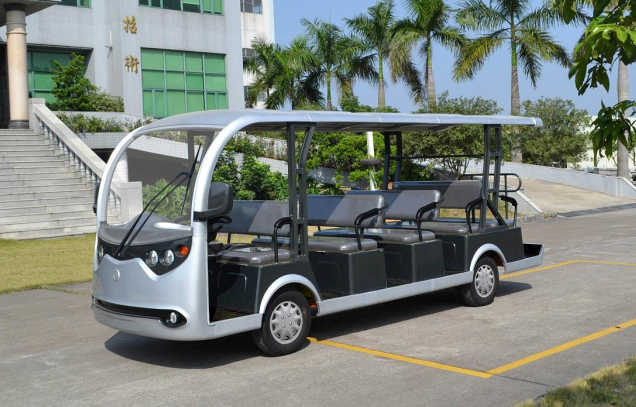 Ecarmas electric city sightseeing car, city tourist cart for sale, sightseeing car manufacturer in China