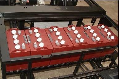 Golf cart battery, club car battery