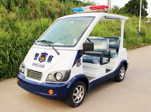 ECARMAS electric security patrol vehicles supplier in China