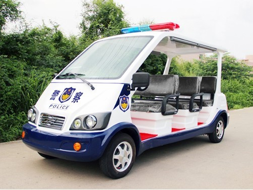 Ecarmas brand electric security patrol vehicle manufacturer in China
