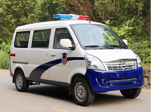 High quality 7 seats electric police patrol car sales from China