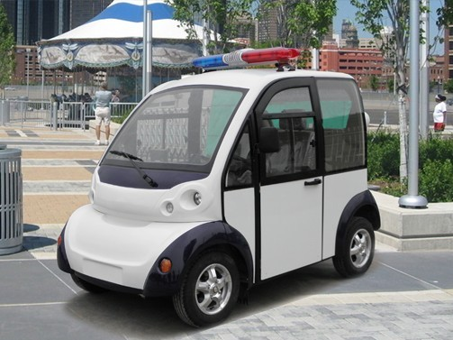 Ecarmas electric patrol car, security patrol vehicle manufacturer in China