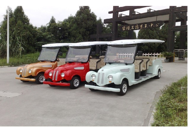 ECARMAS electric classic car, resort car, shuttle car, utility vehicles