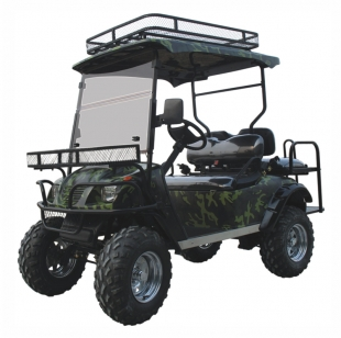 ECARMAS electric golf cart hunting buggy, electric hunting car manufacturer, sniper electric hunting buggy