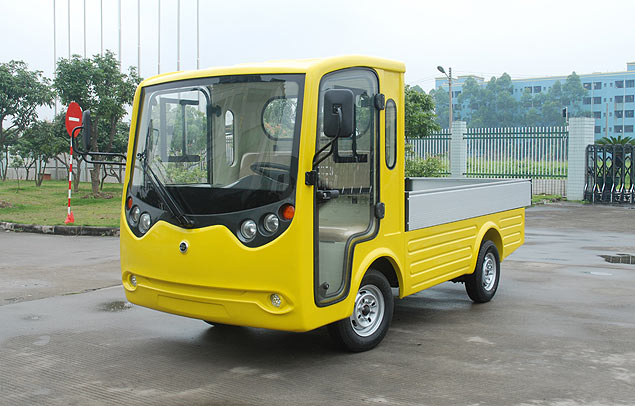 EcarMAS large electric truck, utility vehicle