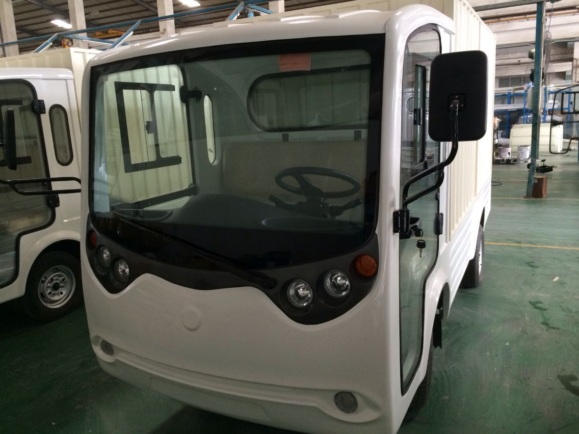 ECARMAS electric cargo truck