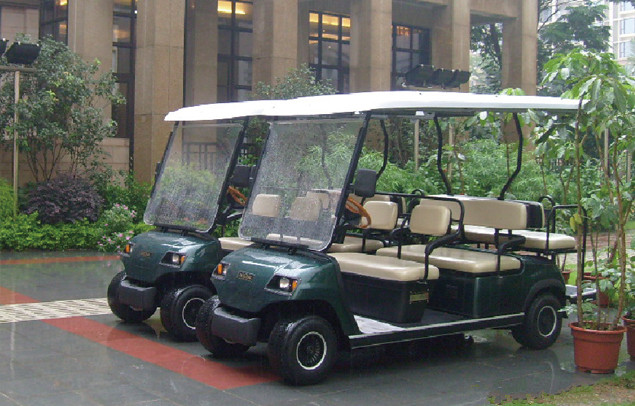 Ecarmas resort car, plaza cart, shuttle car, sightseeing car, villa car, city patrol car, railway station patrol car