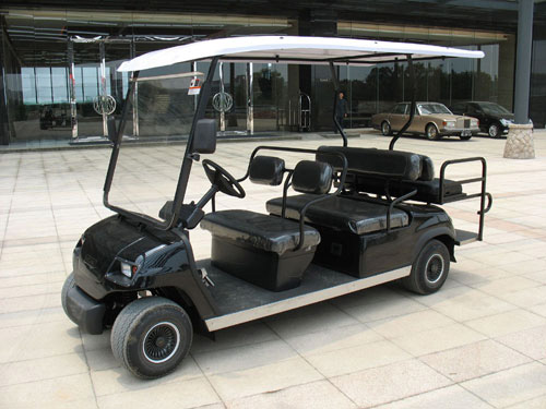 Ecarmas resort car, shuttle car, sightseeing car, villa car, hotel cart