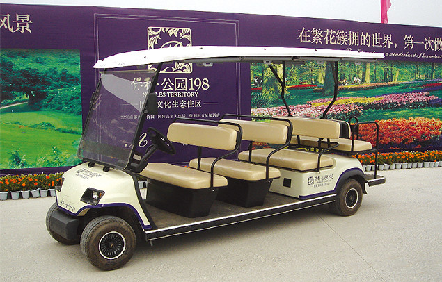 ECARMAS resort car, sightseeing car, car for villa, car for real estate, hotel car, patrol car for railway station, electric vehicle supplier