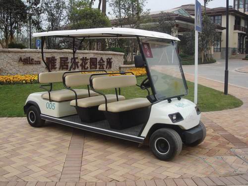 Resort Car Electric Car Supplier Cheap Price China