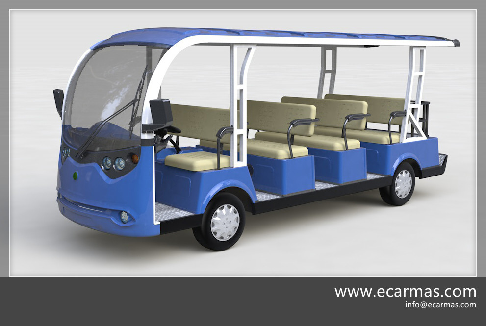 China eco electric buggies