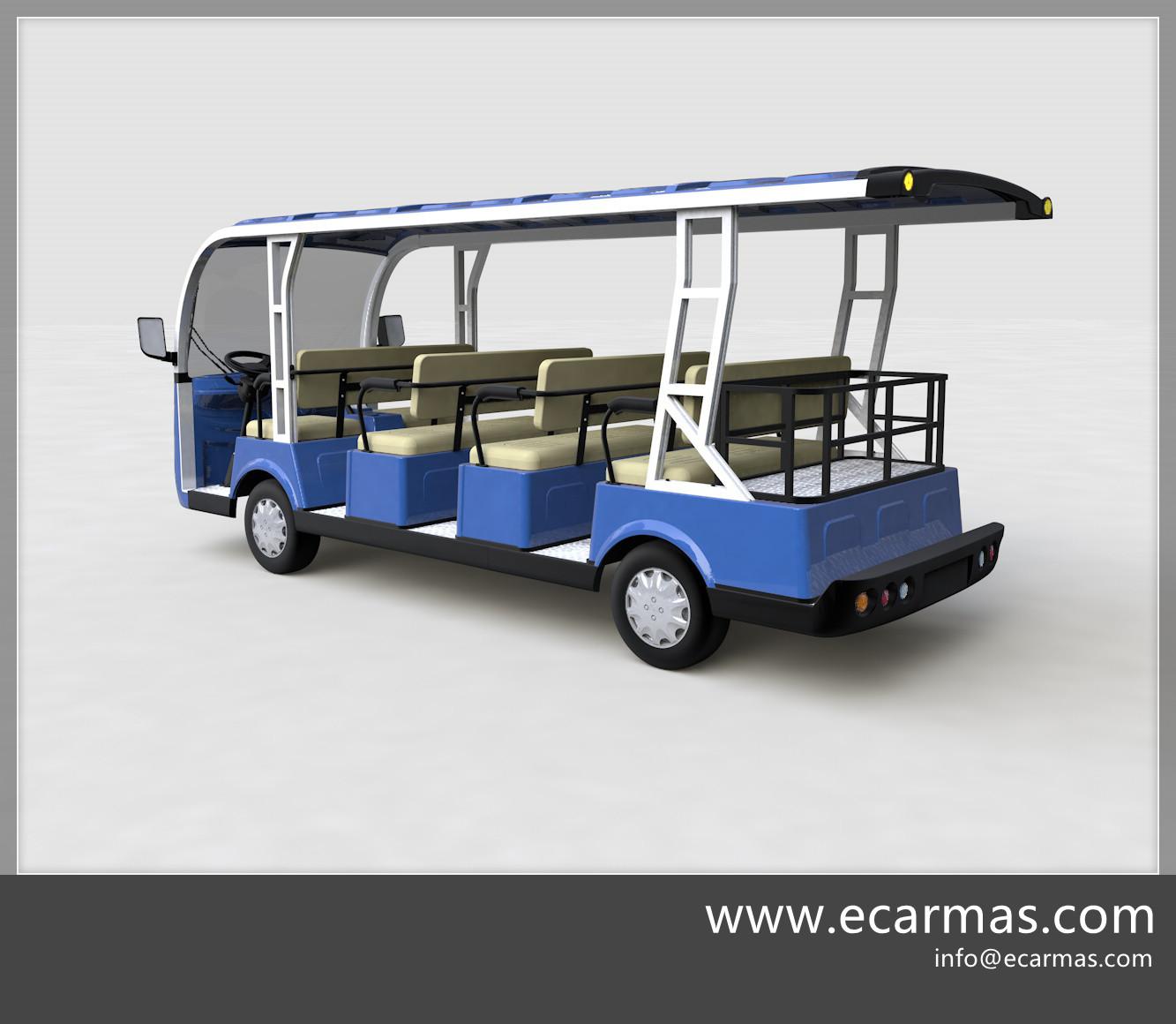 China Cheap Electric Leisure Vehicle
