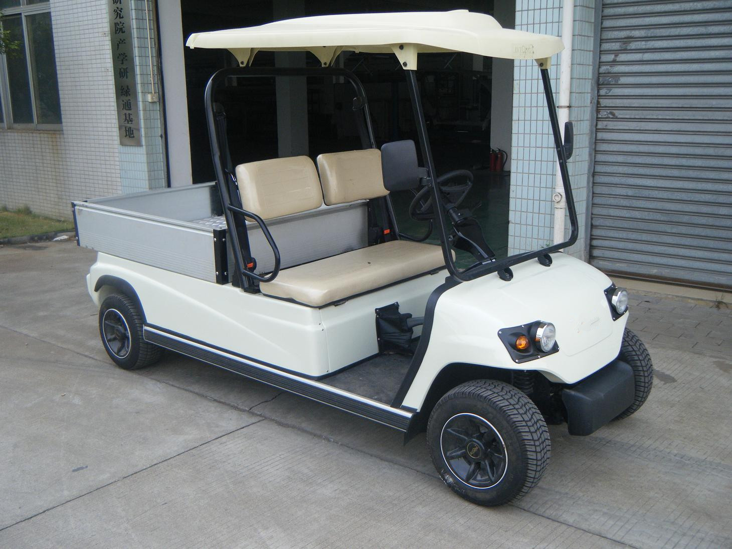 ECARMAS H8 golf cargo cart