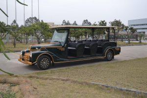 ECARMAS S11.FC - 11 seats vintage car