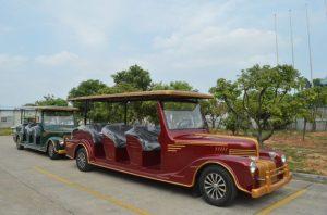 ECARMAS 11 seater classic car electric