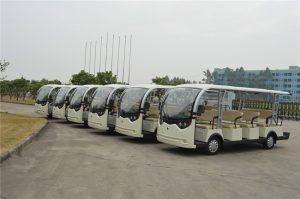 ECARMAS electric sightseeing car shuttle