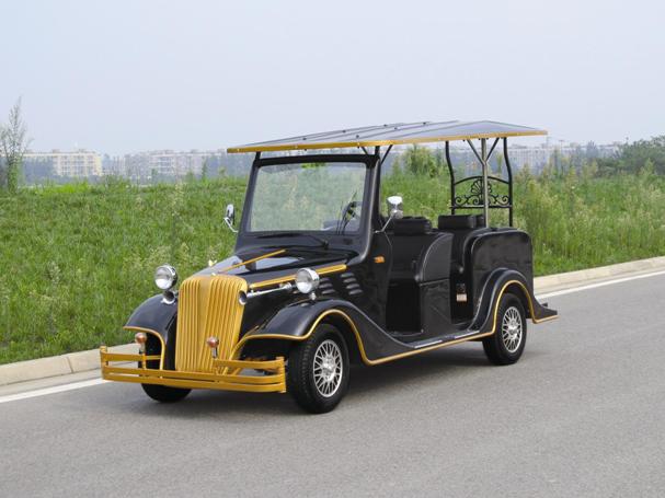 ECARMAS S6.FA 6 seats antic cart
