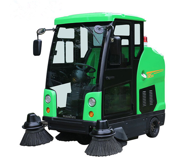 Electric road sweeper, electric sweeping machine, electric sweeping machinery, electric street sweeper, eelectric stree sweeping machinery