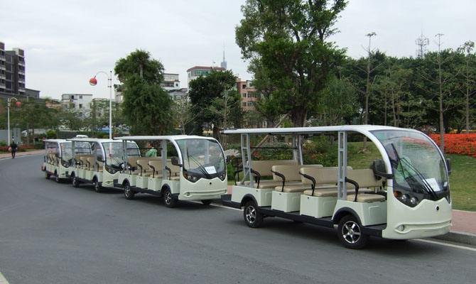 electric shuttle vehicles. ECARMAS 14 seater electric shuttle buggy, electric bus, electric car, electric vehicles