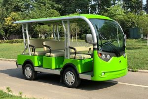 ECARMAS 8 seater electric car, electric shuttle tram, electric tourist car, 8 seater electric tourist bus, electric lowspeed vehicle, electric people mover, electric passenger moving car