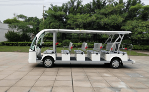 ECARMAS tourist car, tourist bus, sightseeing car, electric tourist shuttle tram, electric tourist vehicle, electric low speed vehicle