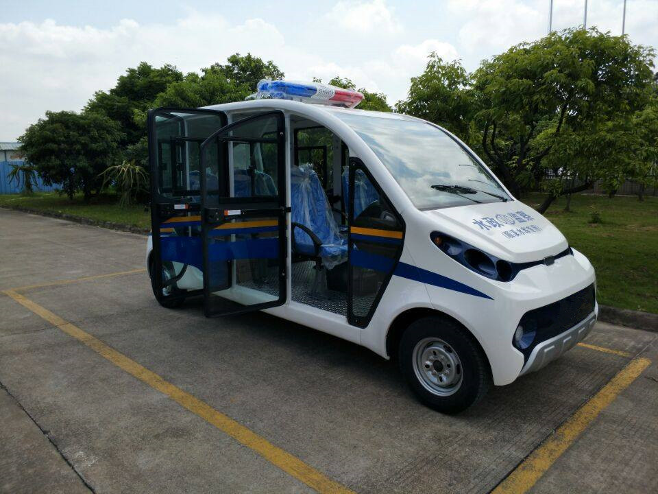 ECARMAS Electric police buggies