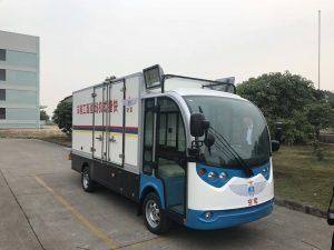 heavy duty electric trucks