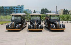 electric classic shuttles