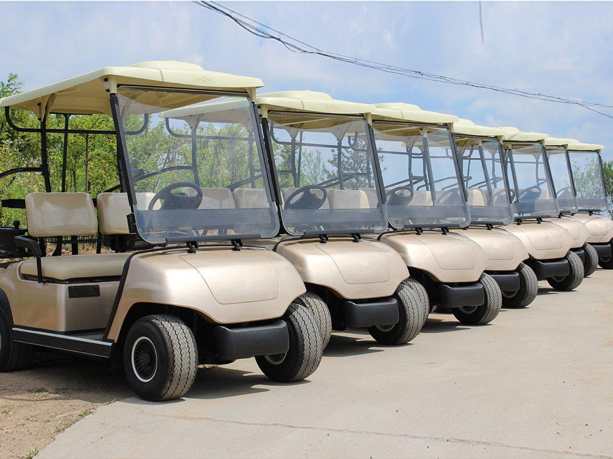 golf shuttle buggies