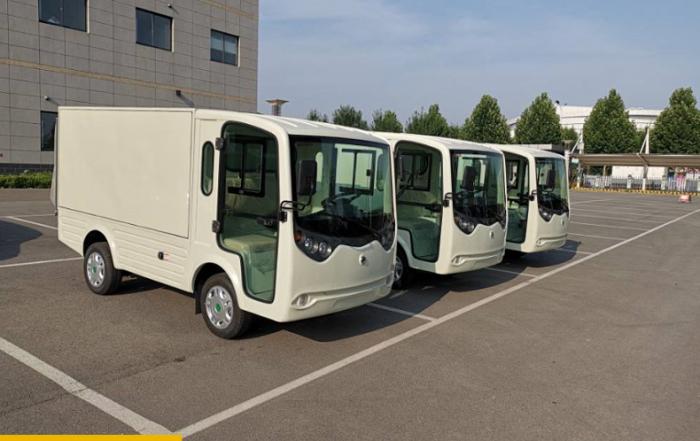 ECARMAS electric vehicles