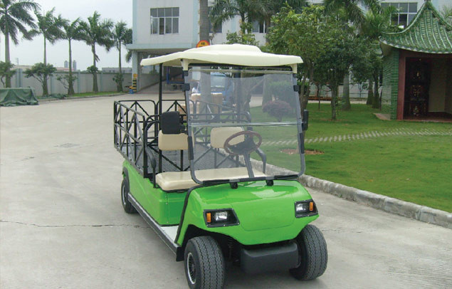 Low speed electric vehicles, utility cars, electric cargo cart with cheap price supplier from China, electric luggage cart manufaccturer