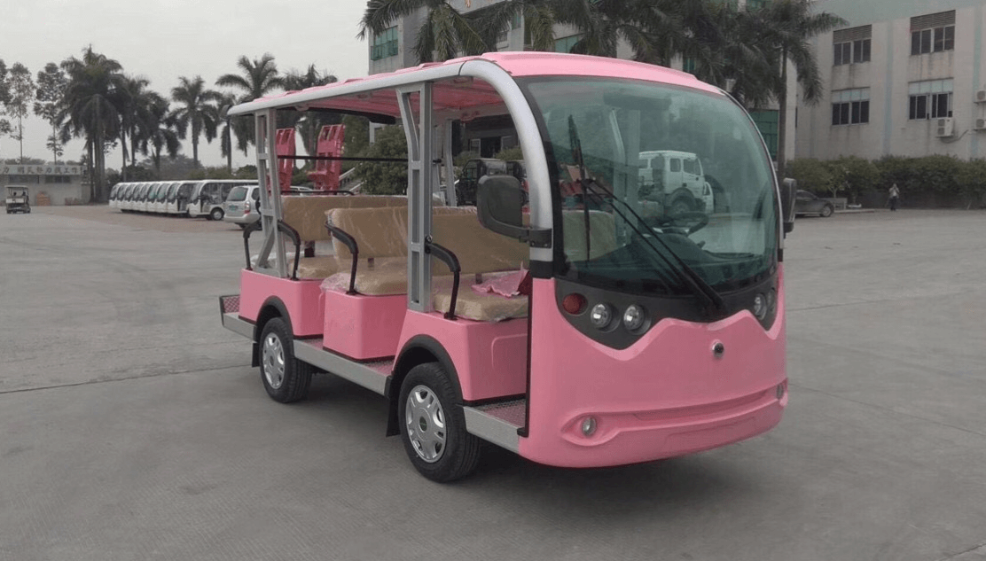 Should you use electric tourist carts for your hotel?